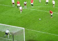 Ronaldo penalty had to be retaken